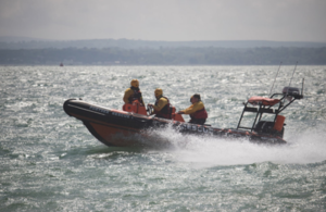 Lifeboat charities receive £1 million to boost search and rescue efforts