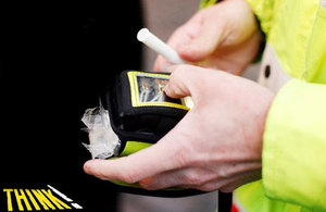 Christmas drink drive campaign uses friends' influence to help save lives