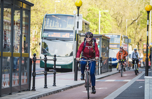 Government publishes call for evidence on cycle safety