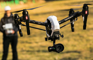 Extra powers to prevent the misuse of drones